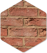 York Handmade Hambleton 50mm Brick